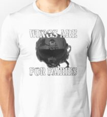 Wings Are For Faries T-Shirt