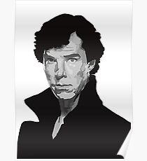 Vector Sherlock Poster