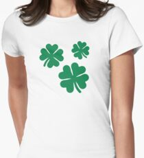 Three irish shamrocks T-Shirt