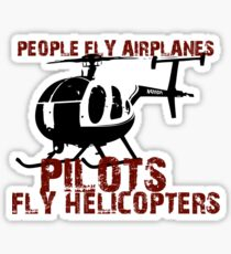 Pilots Sticker