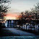 Sunrise by Aaron Holloway