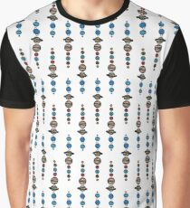 Planets Colour Graphic T-Shirt