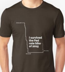 Fed Rate Hike Unisex T-Shirt