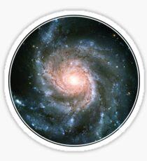 Whirlpool Galaxy Original | Fresh Universe Sticker