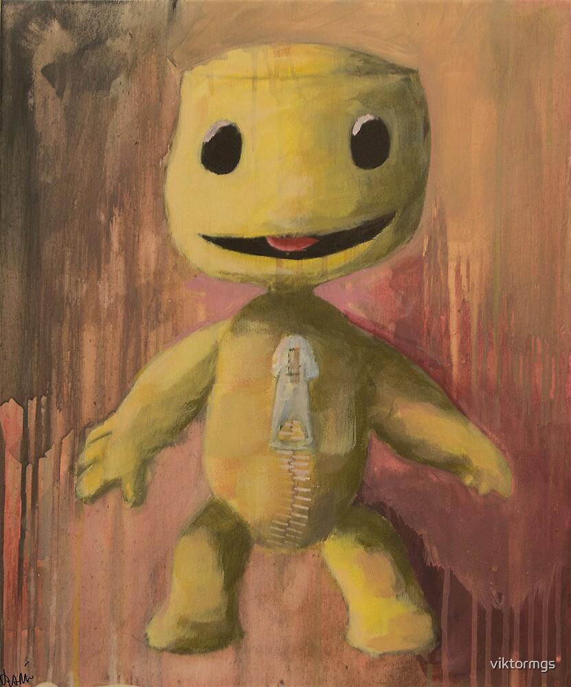 Little Sackboy by viktormgs
