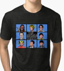 The Machete Bunch Tri-blend T-Shirt