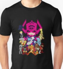 Lil Galactus and his Heralds T-Shirt