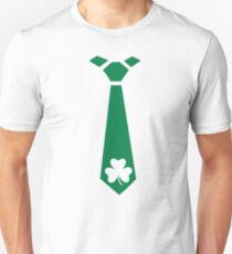 Shamrock tie St. Patrick's day T-Shirt