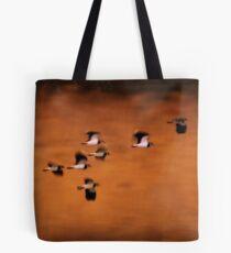 Arty Lapwings Tote Bag