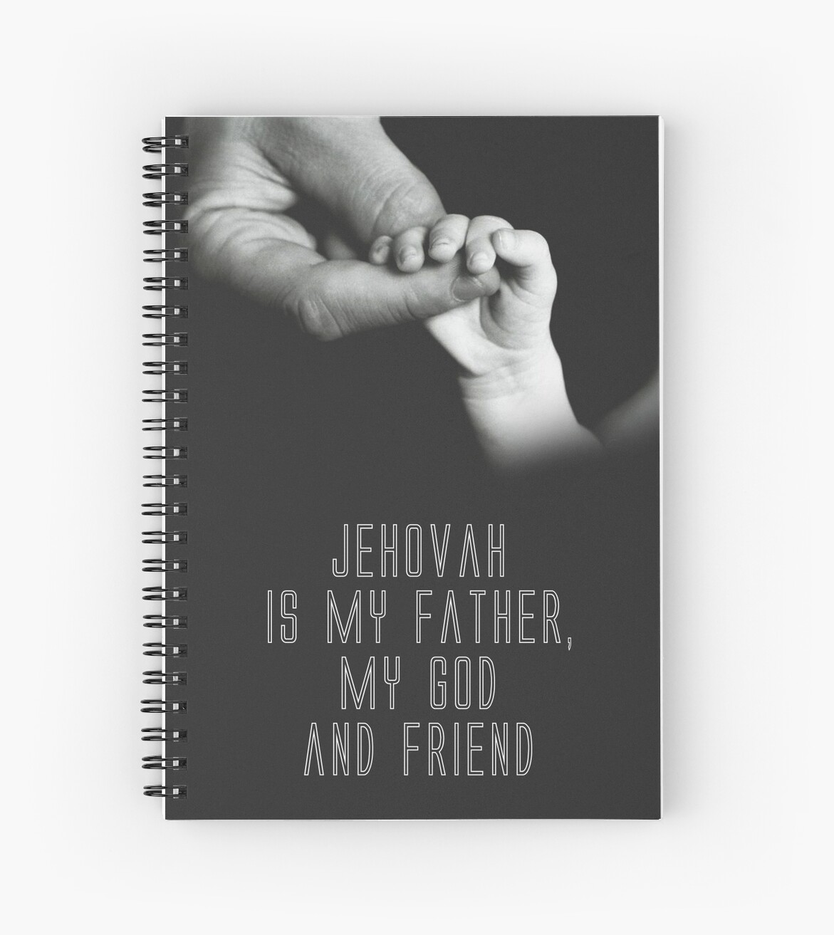 My Father, My God, and Friend by JW ARTS & CRAFTS