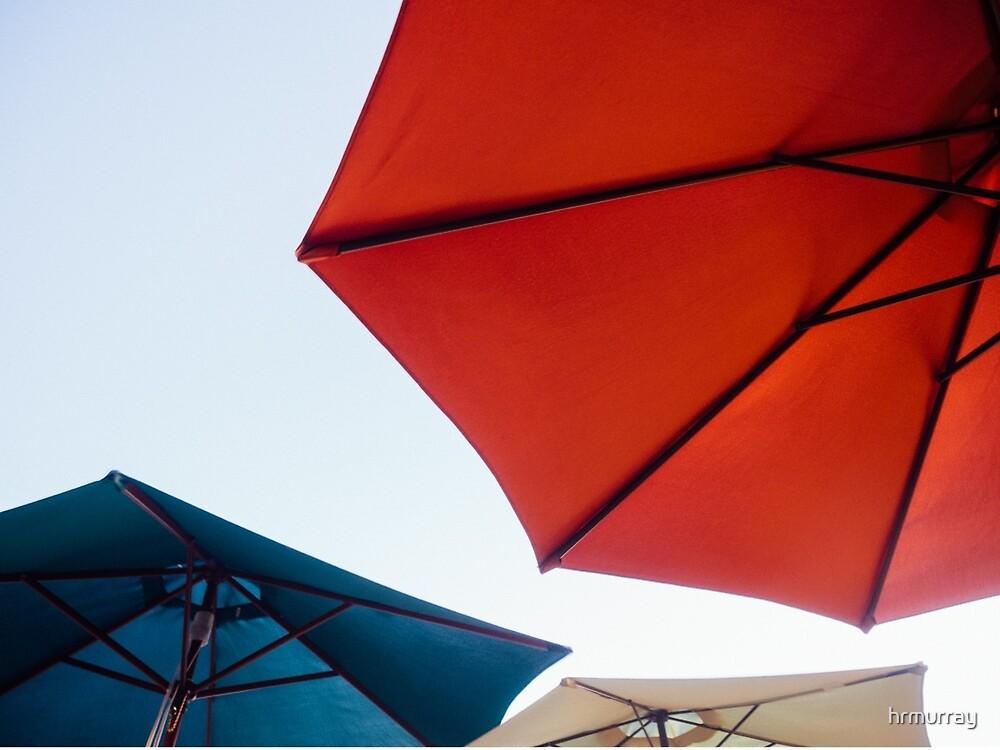 Umbrellas by hrmurray