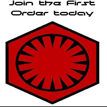 The First Order by RushMayhem