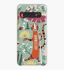 Tiger garden Bali Case/Skin for Samsung Galaxy