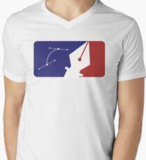 Pen Tool Master  V-Neck T-Shirt