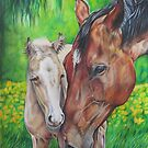 Mothers Love by karinasfineart