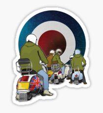 Going Home Sticker
