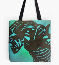 Alien Influence Tote Bag