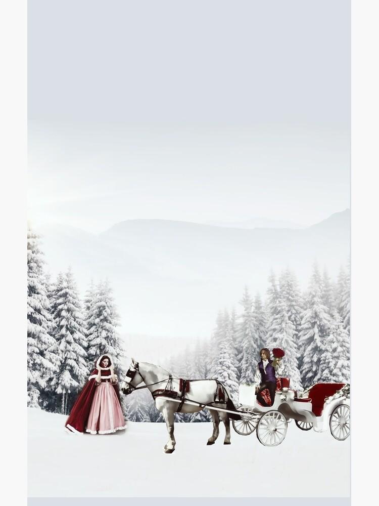 Winter Romantik. von lilsarahbelle