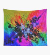 COLOUR FESTIVAL Wall Tapestry