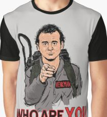 Uncle Venkman Graphic T-Shirt