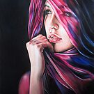 Magdalene by karinasfineart