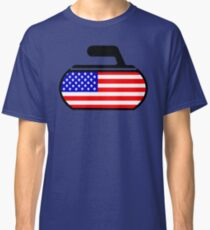 USA Curling Classic T-Shirt