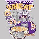 Shredder Wheat by Brad linf