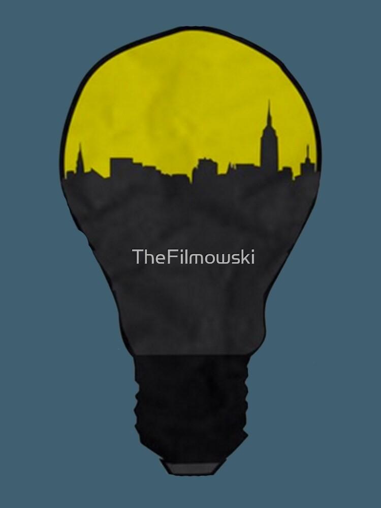 City Lights by TheFilmowski