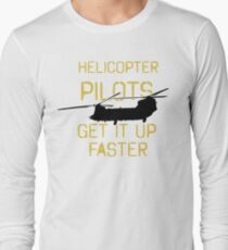 Up Faster Chinook T-Shirt