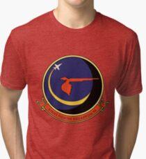 VFA-94 Mighty Shrikes Tri-blend T-Shirt