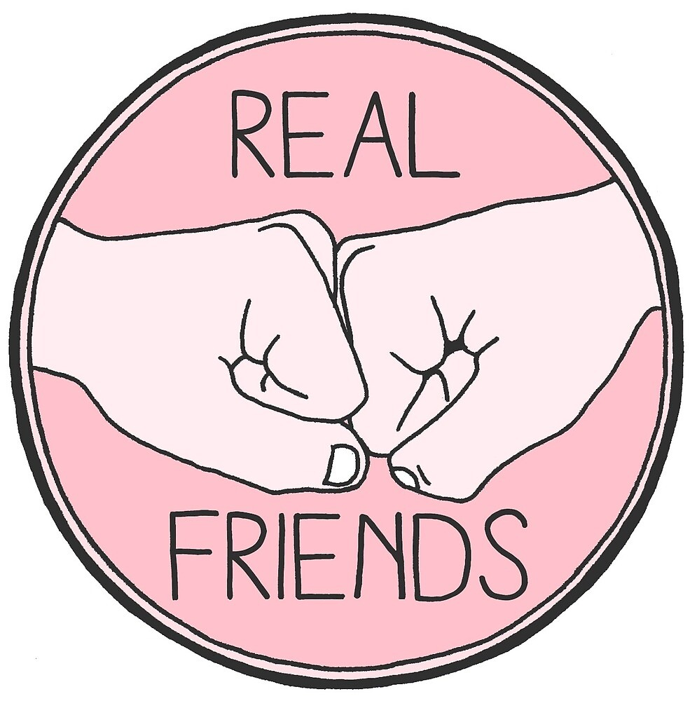 Real Friends by Reli