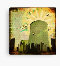 Gamma Ray no.150 Canvas Print