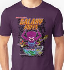 Galaxy Puffs Unisex T-Shirt