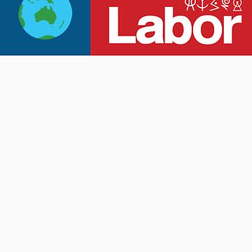Australian Labor Party Logo (Inspired by Futurama)  by Stagika87