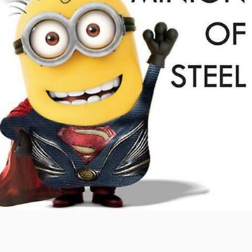 Minion of steel by tifouille