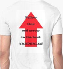 Follow This Arrow  T-Shirt
