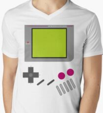 Gameboy Nintendo  Men's V-Neck T-Shirt