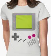 Gameboy Nintendo  Women's Fitted T-Shirt