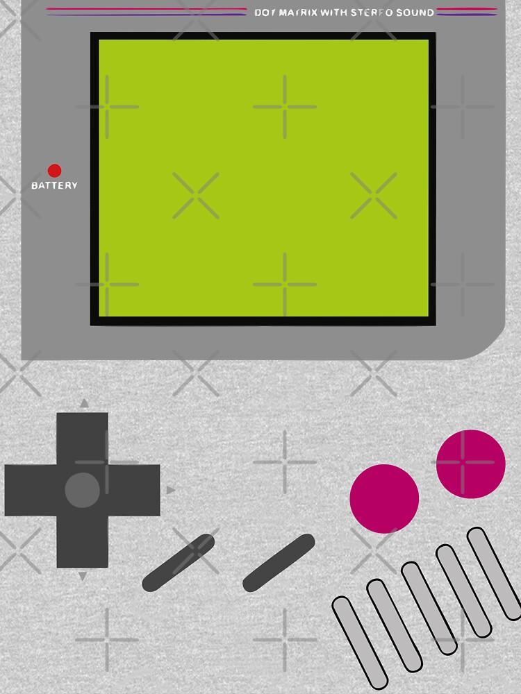 Gameboy Nintendo de joseluislopez