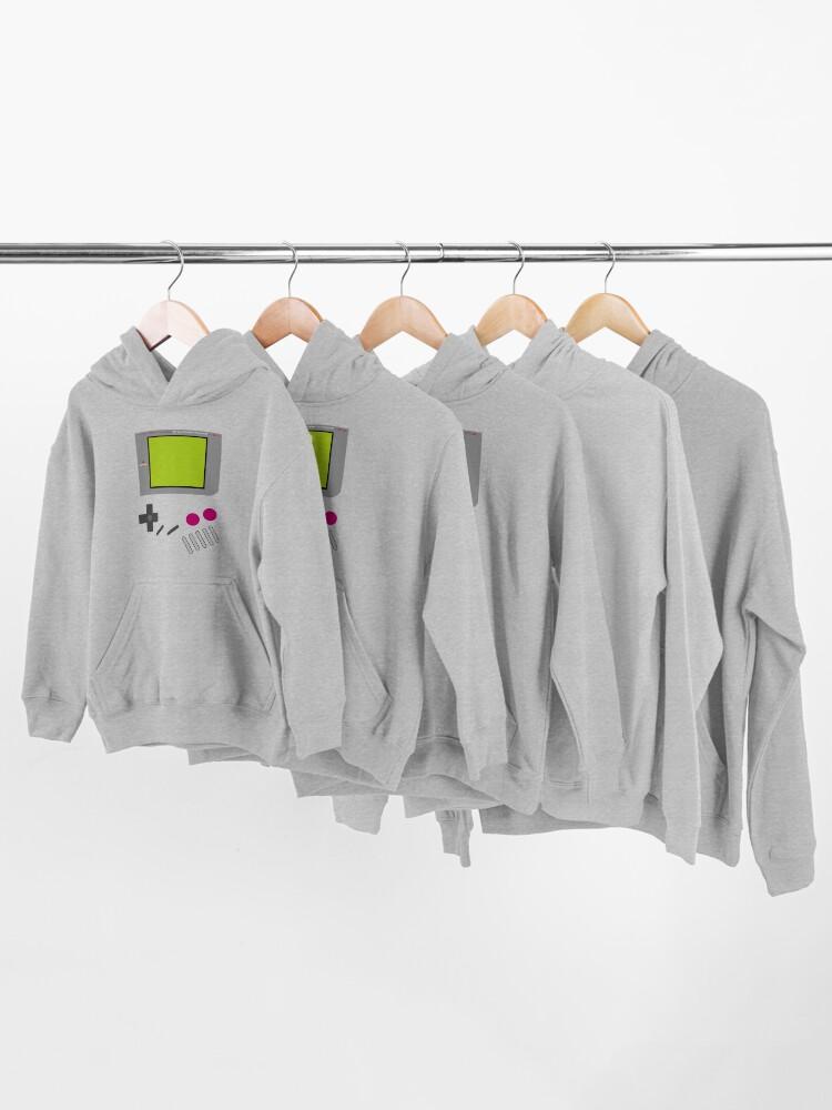 Vista alternativa de Sudadera con capucha para niños Gameboy Nintendo