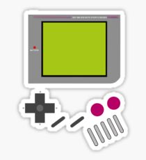 Gameboy Nintendo  Sticker