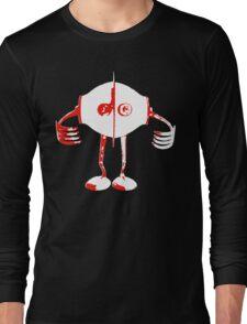 Boon - Red - Robot Long Sleeve T-Shirt