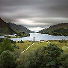 Scotland - Glenfinnan by Angie Latham