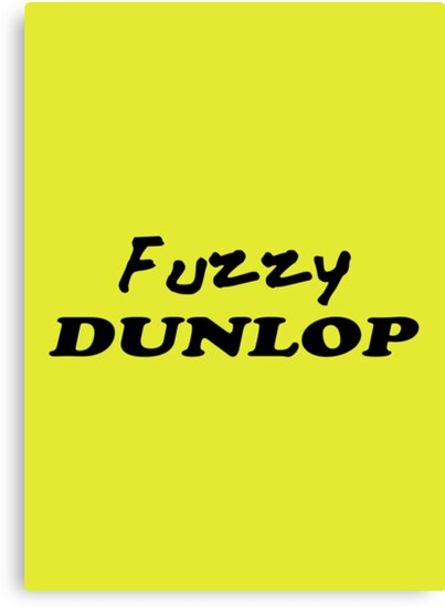 The Wire - Fuzzy Dunlop by lordbiro