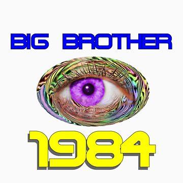 1984 by johnlynchstudio