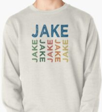 Jake Cute Colorful Pullover