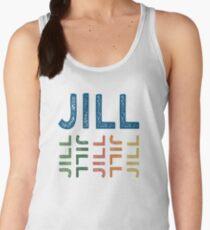 Jill Cute Colorful Women's Tank Top
