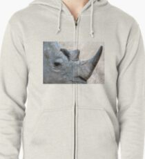 Will You Be My Friend? Zipped Hoodie