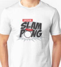 Office Slam Pong Unisex T-Shirt