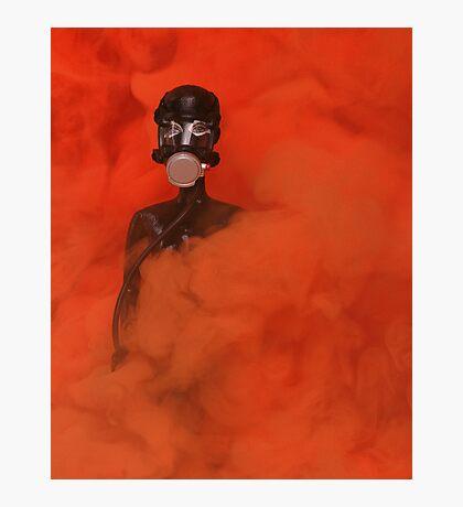 "Bad Bambi Series, #16 ""Breath of Fresh Air""  Photographic Print"